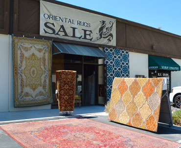 Hand Made Rugs Showroom in Thousand Oaks
