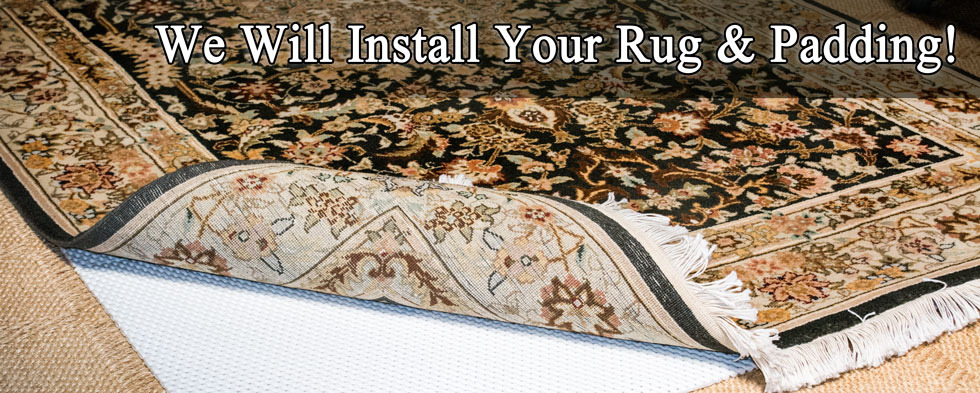 Rug Padding Installation For Your Area Rug Ae Rugs Inc
