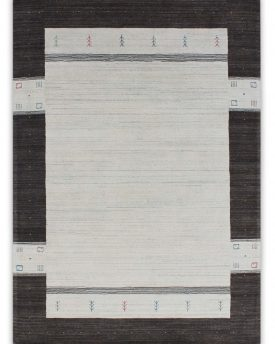 6 by 9 Gabbeh H/L Hand Made Rug