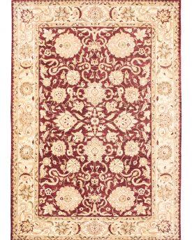 Antique Choobi Peshaware Zigler Antique area rug 12 by 17
