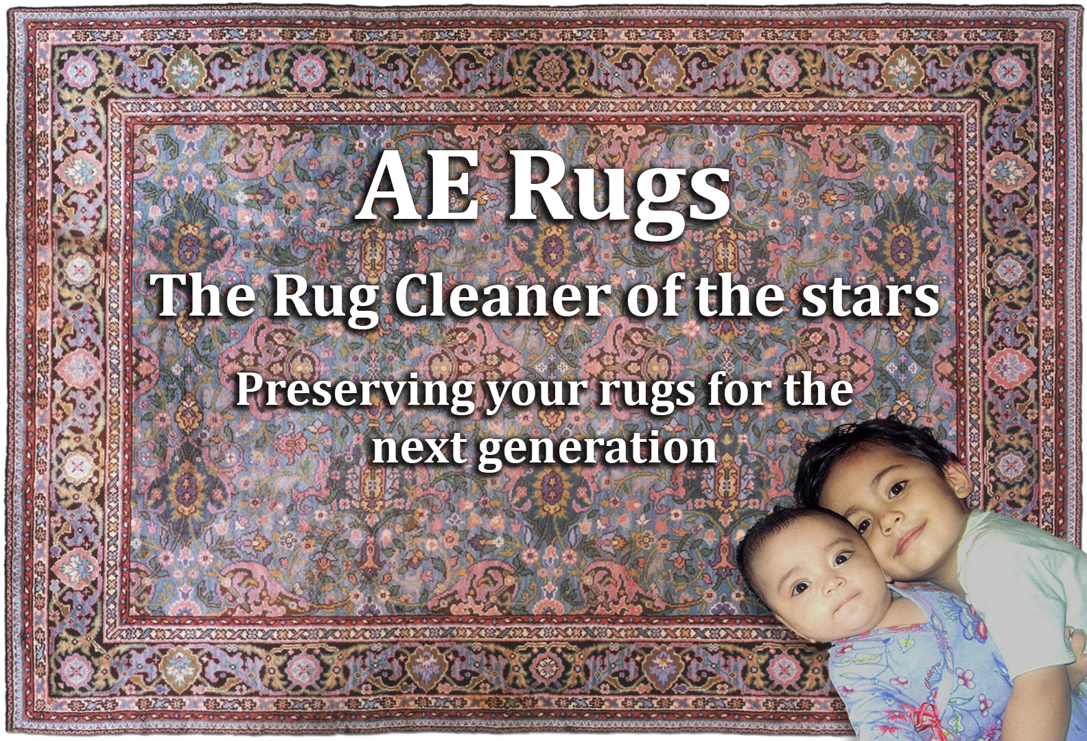 Profesional Area Rug Cleaning in Thousand Oaks, California