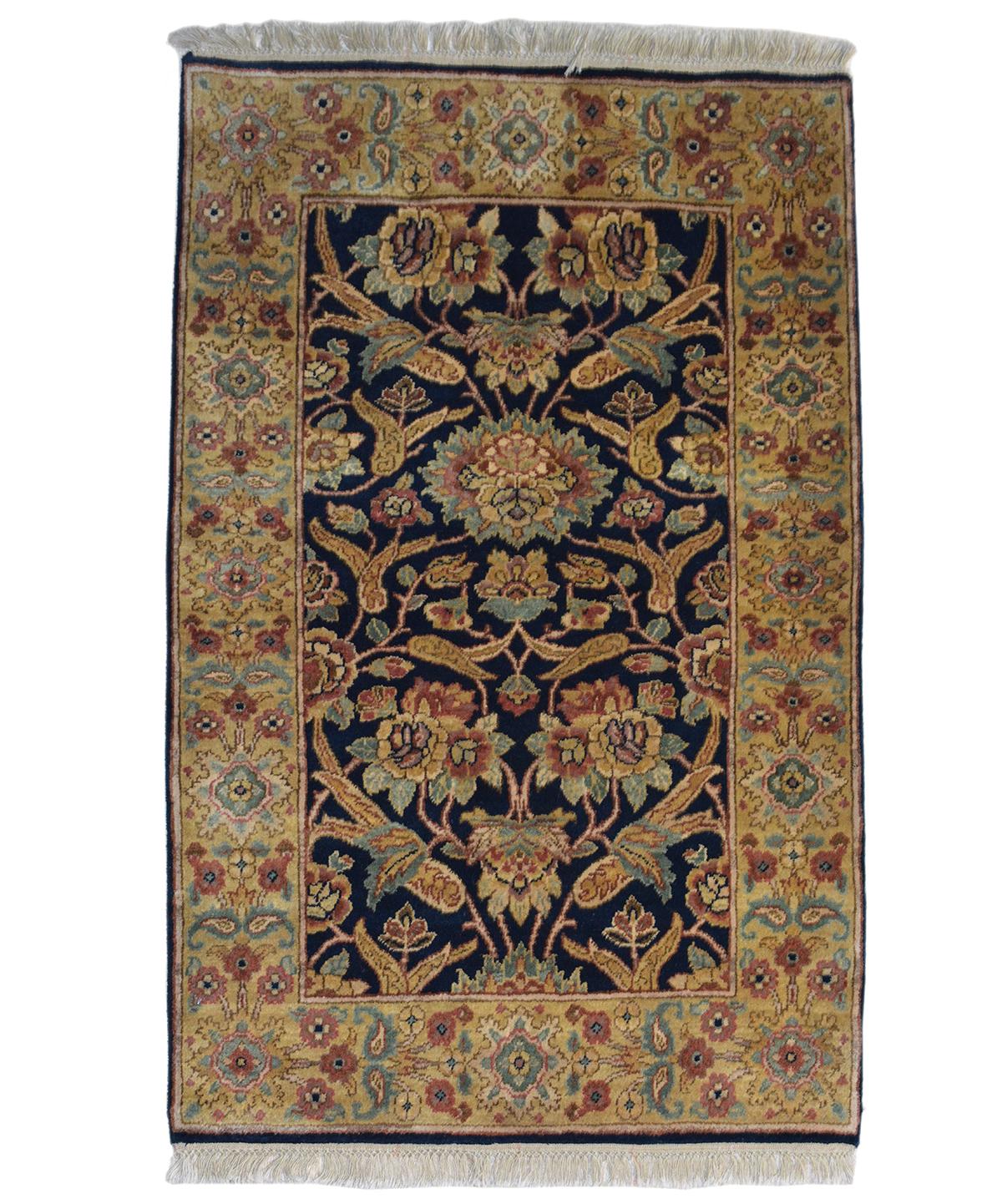 Ziegler Traditional Agra Design Rug: Agra Of India