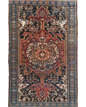 Beautiful Antique Malayer Rug