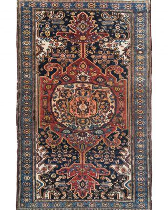 Beautiful Antique Malayer Rug
