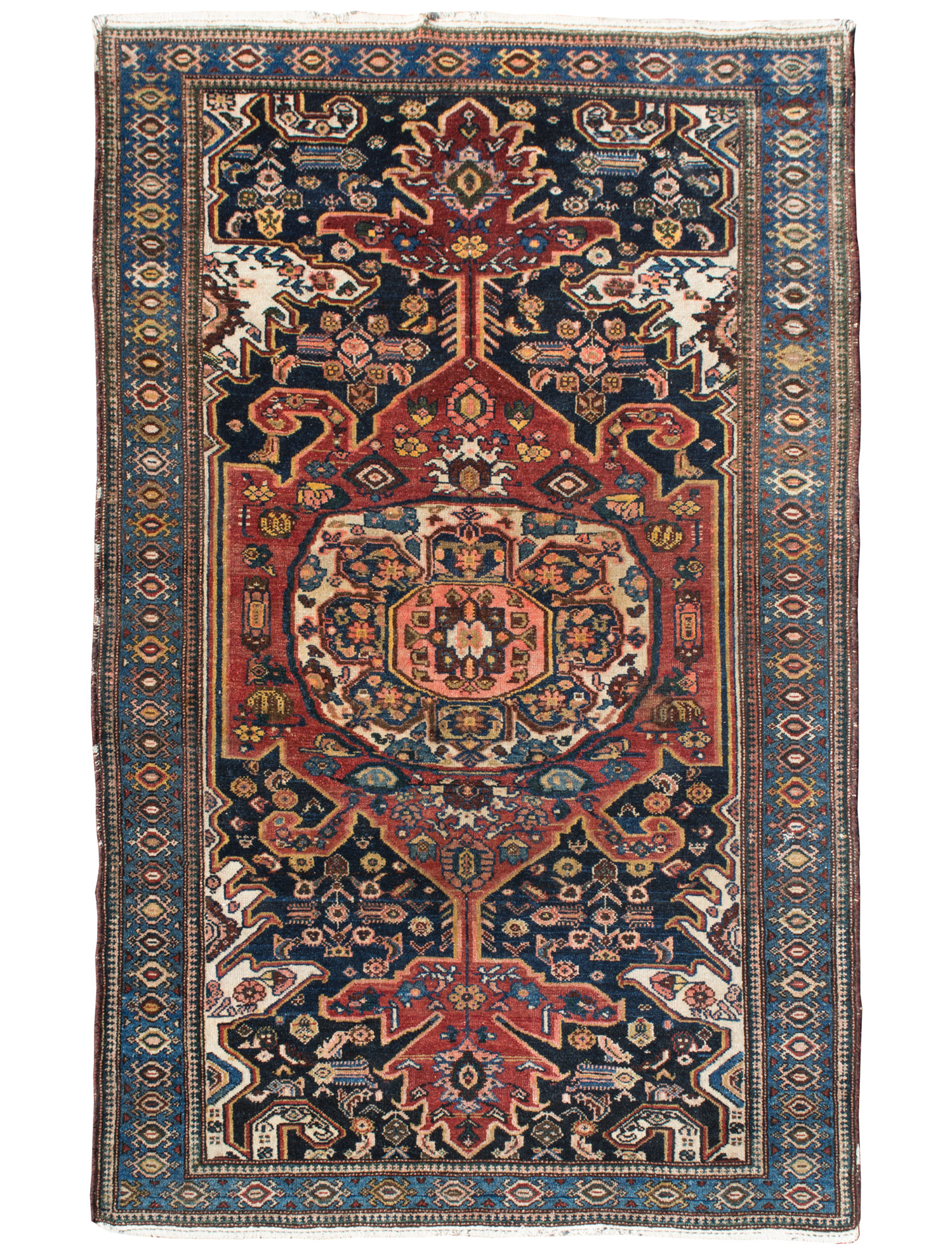 Beautiful Antique Malayer Rug 7 By 4 Area Rug Ae Rugs