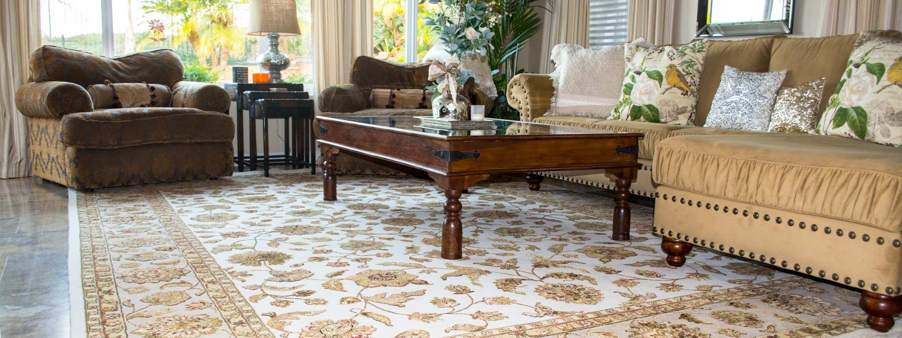 Fine hand made area rugs in thousand oaks