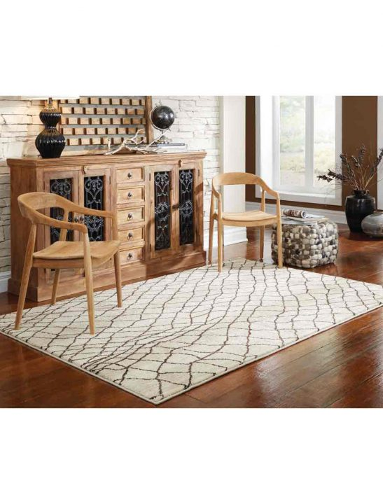 Marrakesh 602D - Nice machine made area rug in thousand oaks