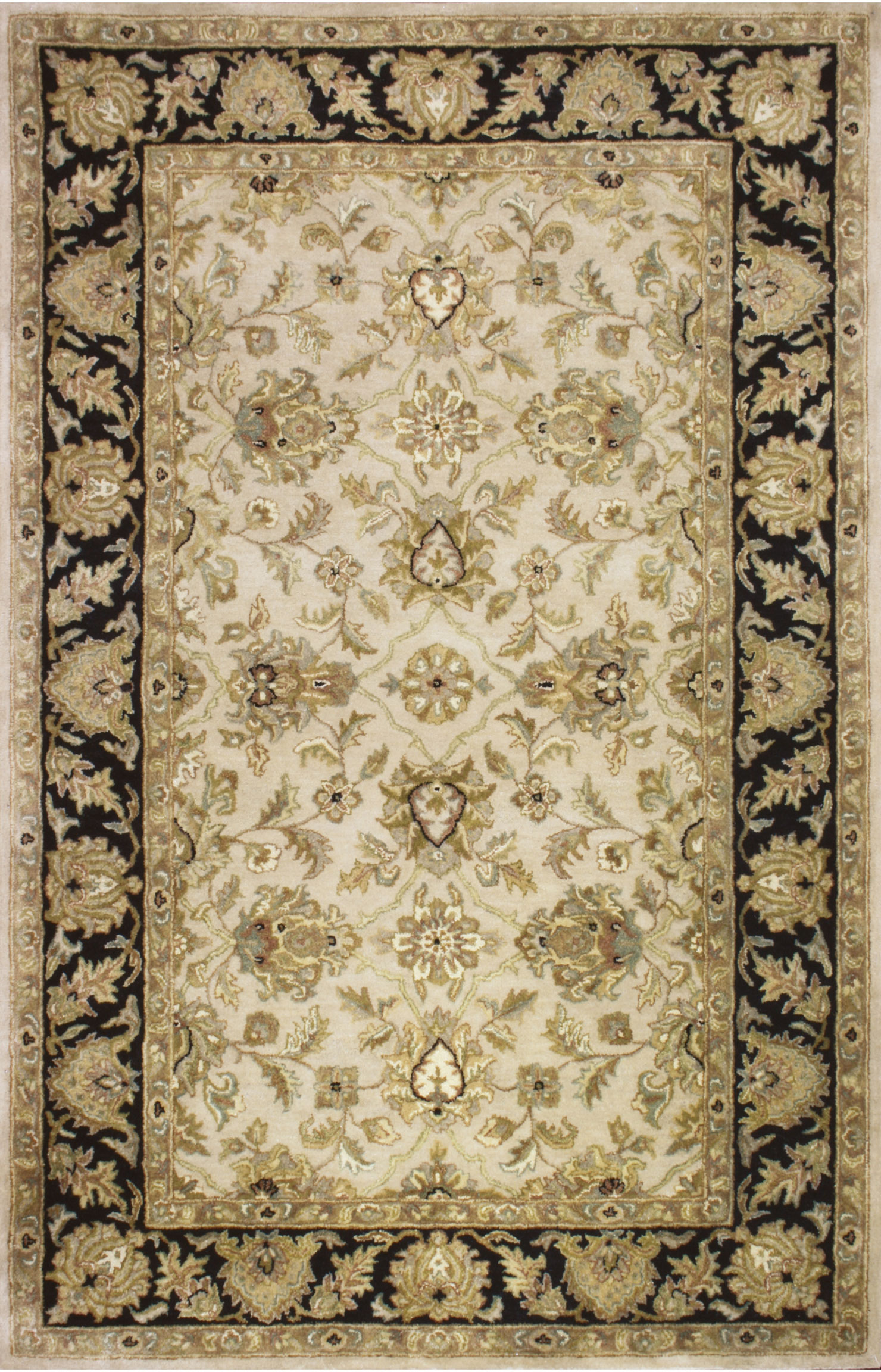 Legacy Le 93 Tan Hand Tufted Area Rug Affordable