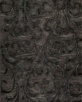 Vogue VO-28 Smoke hand tufted area rug affordable