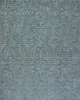 Walden WA-70 Gray Hand Tufted Area Rug Affordable Carpet